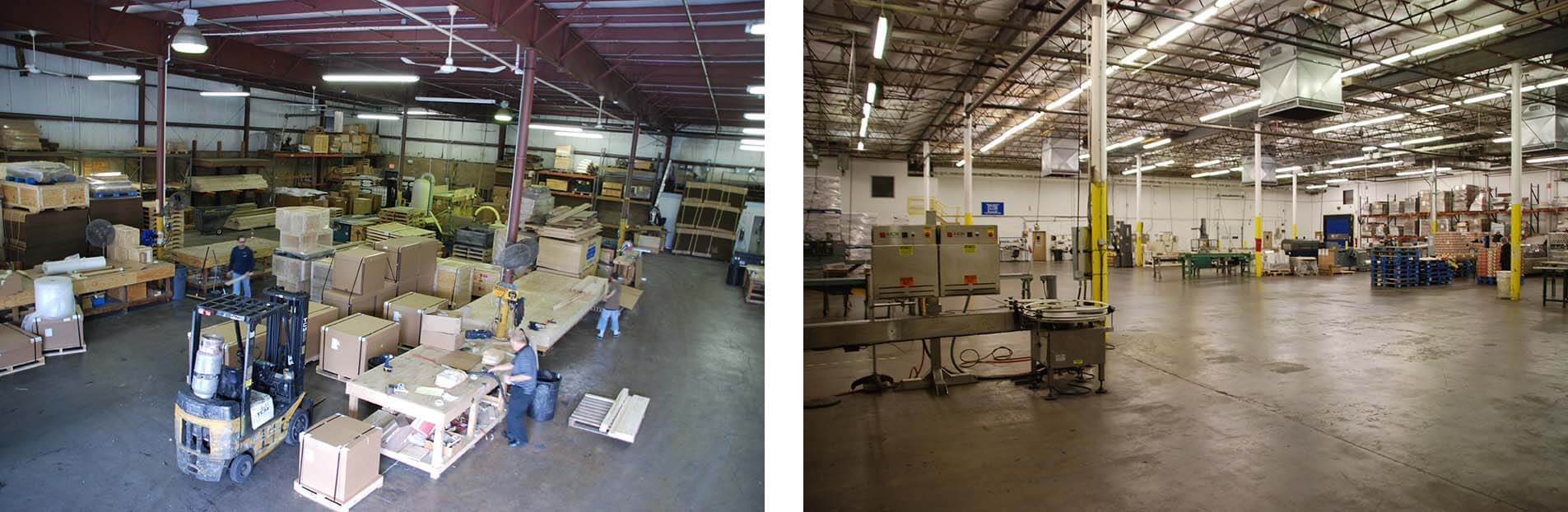 bristol pa packaging facilities