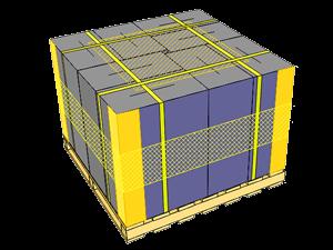 pallet configuration design