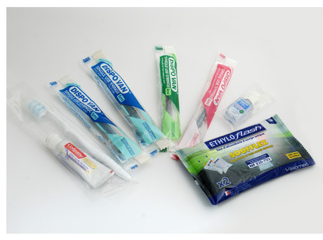 various non food stick packs
