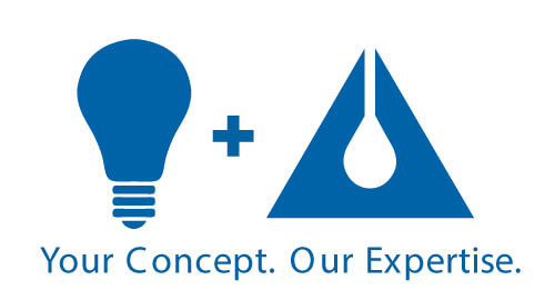 your concept our expertise